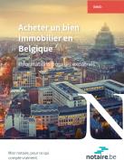 Brochure pour les expatriés : acheter un bien immobilier en belgique